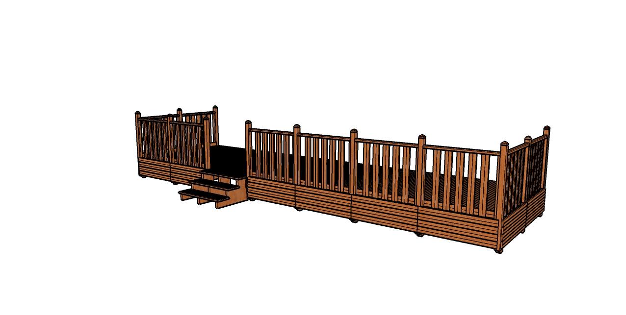 bois non traite pour terrasse diverses id es de conception de patio en bois pour. Black Bedroom Furniture Sets. Home Design Ideas