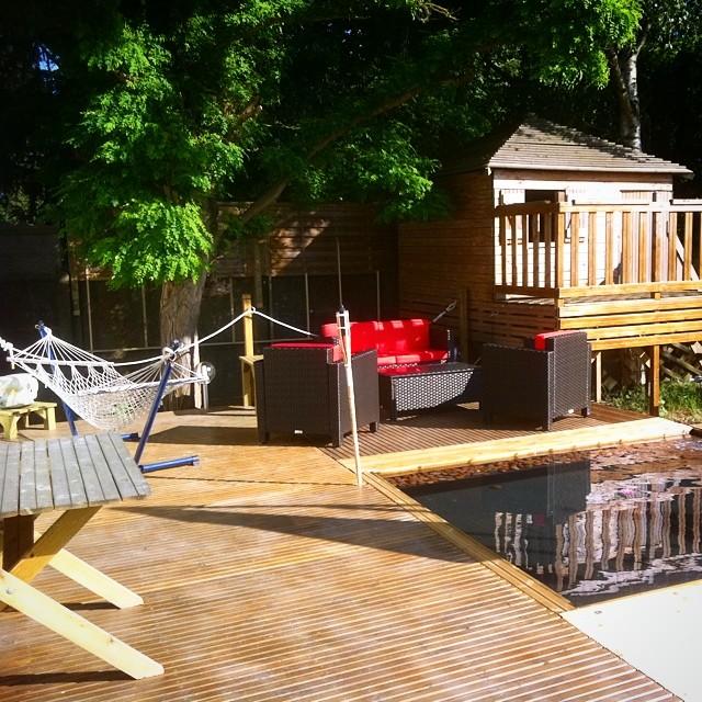 home  Terrasse Mobil Home  Deckit  Fabricant terrasses en bois pour